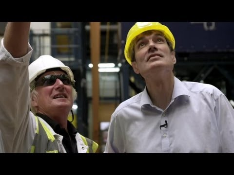 Fusion energy with Professor Steven Cowley