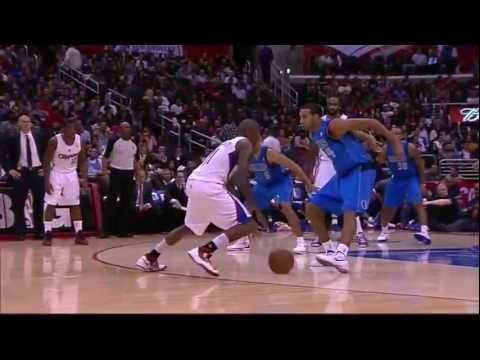 Jamal Crawford 20 points (sick moves and nice pass) vs Dallas Mavs full highlights 12/05/2012 HD