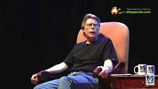 Stephen King, romanlarını nasıl kurguladığını anlatıyor.
