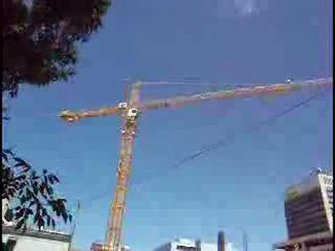 hydro tower cranes