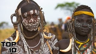 Top 10 Surprising Facts About Africa