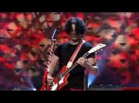 White Stripes Icky Thump live on Conan