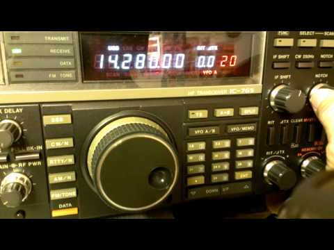 This is my Icom 765