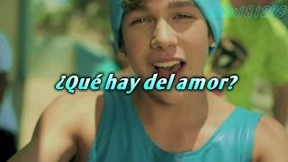 Austin Mahone - What About Love (Letra Español)