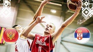 Черногория до 18 : Сербия до 18