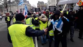 Yellow Vests - London - Uniting With Cameroon