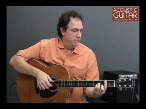 L.R. Baggs Anthem Review from Acoustic Guitar
