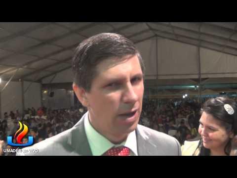 UMADEB 2013  Dia 11-02 - Entrevista Pr. Paulo Locatelli