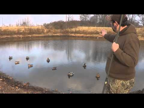 Quick Decoy Layout Tip