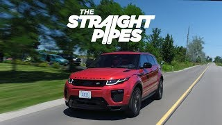 2017 Range Rover Evoque Review - Refined Luxury SUV