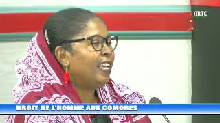 Interview avec Mme Sittou Raghadat Mohamed