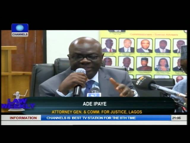 Law Weekly: Why Boko Haram Convicts Didn't Get Death Sentence - Lagos Attorney General