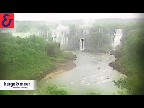 Südamerika Special. Iguazú-Wasserfälle