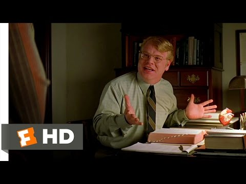 Patch Adams (6/10) Movie CLIP - To Be a Great Doctor (1998) HD