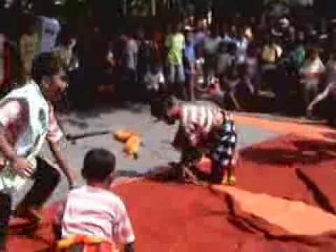 Jaran Kepang & Bantengan.flv video