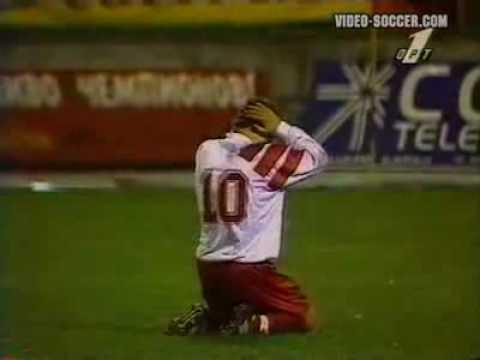 1996 Спартак - Алания 2:1 (золотой матч)