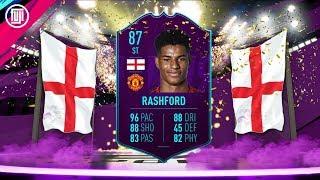 HOW GOOD IS 87 POTM RASHFORD!?!? - FIFA 19 Ultimate Team