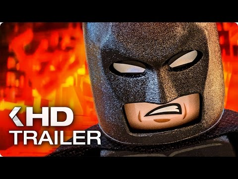 THE LEGO BATMAN MOVIE Trailer 4 (2017)