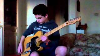 Alternative Guitar Solo | Alec DeCaprio