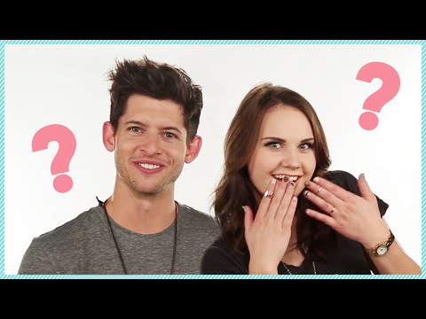 IS FLIRTING CHEATING w/ Arden Rose & Hunter March