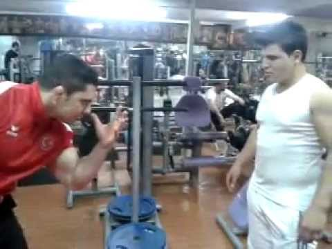 Fitness Mahmoud Koshti Kaj video