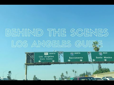 VLOG No. 008 | BEHIND THE SCENES OF OUR LA VEGAN TRAVEL GUIDE