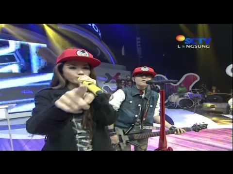 THE VIRGIN [Cinta Gila] Live At Inbox (24-03-2014) Courtesy SCTV