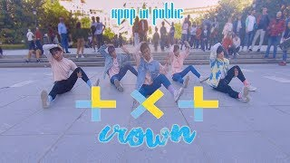 [KPOP IN PUBLIC CHALLENGE] TXT - CROWN || Dance cover By PONYSQUAD