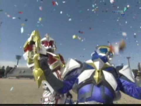 Madan Senki Ryukendo Ending Brazil video
