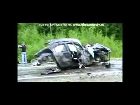 Самые сильные аварии на видеорегистратор!!! 2016
