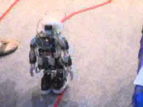 Path tracer robo, iit bombay techfest 2012