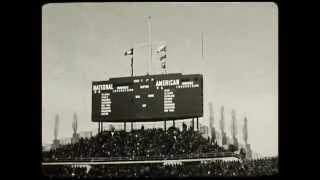 1938 Chicago Cubs Game (Home Movie)