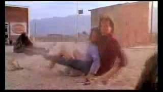 Pantsing Scene from Tremors