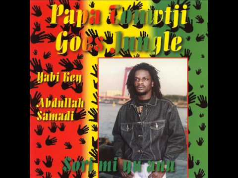 Papa Touwtji - Gun History (Jungle Instrumental)