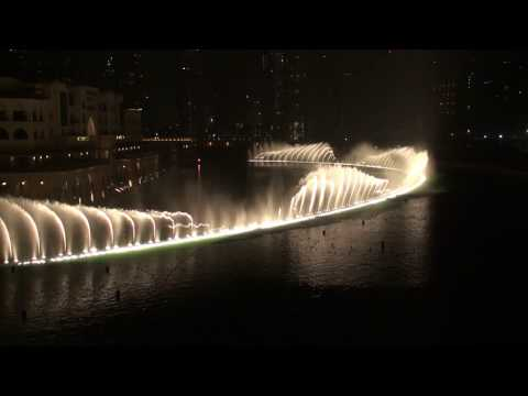 The Dubai Fountain - Bassbor Al Fourgakom video