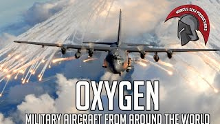 OXYGEN   AIRFORCES FROM AROUND THE WORLD