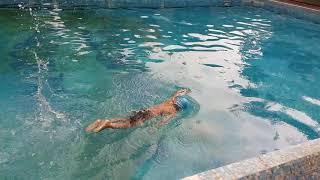 Swimming practice(2)