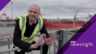 Brexit and the Irish border - BBC Newsnight