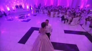 Cô dâu hát tặng chú rể siêu hạnh phúc - everytime we touch