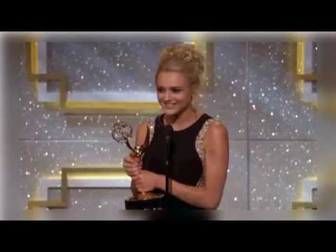 Hunter King Wins Outstanding Younger Actress Daytime Emmy Awards 2014