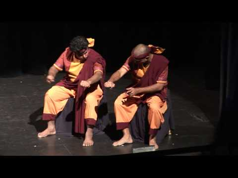 Dewa Wasthraya- Kusumsiri And Yashodhara Theatrical Production video