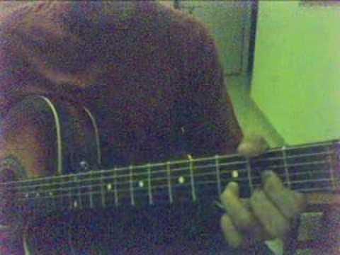 Choo Kar Mere Man Ko - On Acoustic Guitar