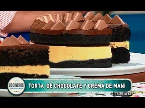 Torta Marroc - Cocineros Argentinos