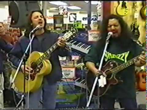 Stryper - Lady Unplugged, Michael and Oz - Awesome!