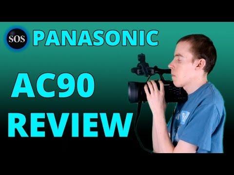 Panasonic AG-HMC150 + Letus Extreme + Nikon Lenses Test