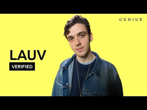 """Lauv """"I Like Me Better"""" Official Lyrics & Meaning   Verified"""