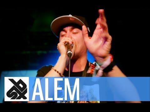 ALEM  |  Grand Beatbox Battle 2014  |  Showcase