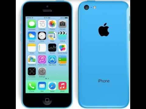 Розыгрыш iPhone 5C 8gb цвет Голубой