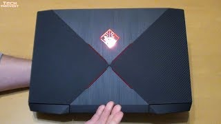 HP Omen 15.6 Inch Core i7 Gaming Laptop Unboxing 15-CE019DX