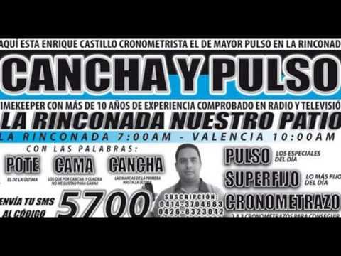 EL PETROLERO HIPICO INFORMACION HOY DOMINGO 22  ENRIQUE CASTILLO